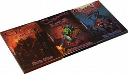 Chaos Isle Mission-Based Card Game Zombi Deck Expansion 1 - 3 Sets