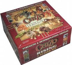 ChiZo Rising: Strength & Determination 2-Player Edition Box