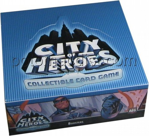 City of Heroes Collectible Card Game [CCG]: Arena Booster Box