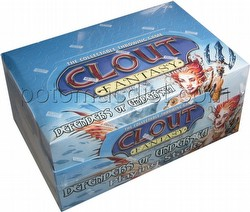 Clout Fantasy: Defenders of Undersea Playing Stack Box