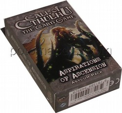 Call of Cthulhu LCG: The Rituals of the Order - Aspirations of Ascension Asylum Pack