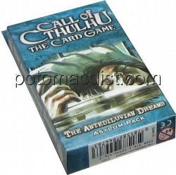 Call of Cthulhu LCG: The Summons of the Deep - Antediluvian Dreams Asylum Pack
