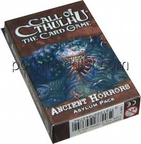 Call of Cthulhu LCG: Ancient Horrors Asylum Pack VI