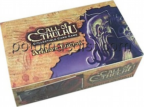 Call of Cthulhu CCG: Arkham Edition Booster Box