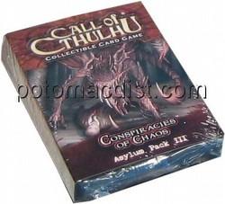 Call of Cthulhu LCG: Conspiracies of Chaos Asylum Pack III