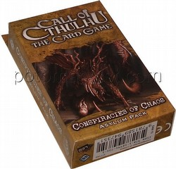 Call of Cthulhu LCG: The Forgotten Lore Cycle - Conspiracies of Chaos Asylum Pack [Revised]
