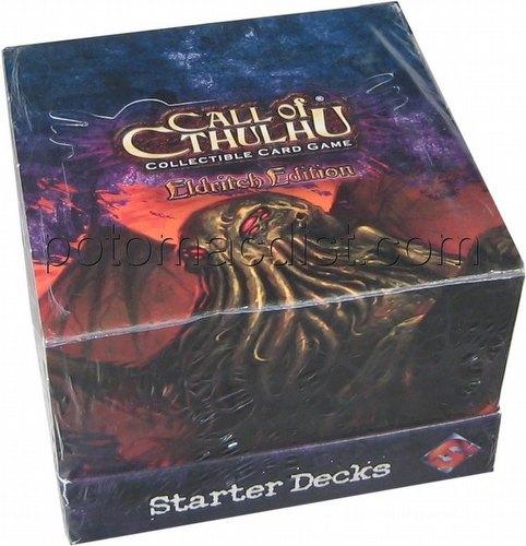 Call of Cthulhu CCG: Eldritch Starter Deck Box
