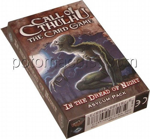 Call of Cthulhu LCG: Dreamlands - In the Dread of Night Asylum Pack
