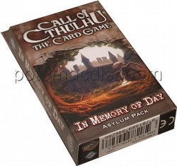 Call of Cthulhu LCG: Dreamlands - In Memory of Day Asylum Pack