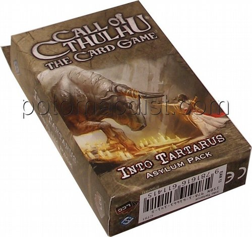 Call of Cthulhu LCG: Ancient Relics Cycle - Into Tartarus Asylum Pack