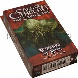 Call of Cthulhu LCG: Yuggoth Cycle - Murmurs of Evil Asylum Pack