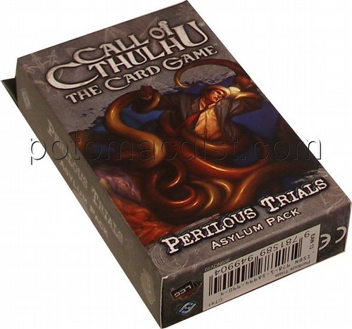 Call of Cthulhu LCG: The Rituals of the Order - Perilous Trials Asylum Pack