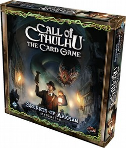 Call of Cthulhu LCG: Secrets of Arkham Expansion Box [Revised]