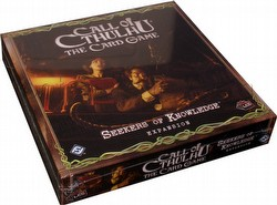 Call of Cthulhu LCG: Seekers of Knowledge Expansion Box