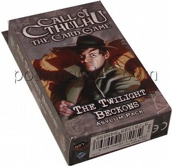 Call of Cthulhu LCG: The Rituals of the Order - The Twilight Beckons Asylum Pack