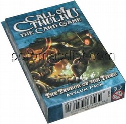 Call of Cthulhu LCG: The Summons of the Deep - Terror of the Tides Asylum Pack