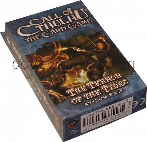 Call of Cthulhu LCG: The Summons of the Deep - Terror of the Tides Asylum Pack [Revised]