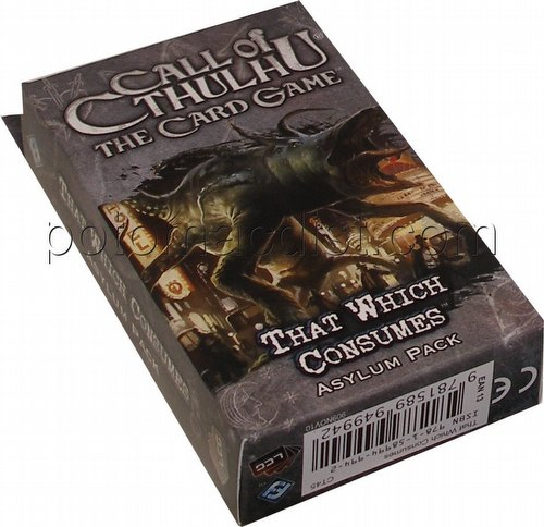 Call of Cthulhu LCG: The Rituals of the Order - That Which Consumes Asylum Pack