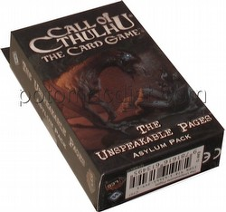 Call of Cthulhu LCG: Revelations - Unspeakable Pages Asylum Pack