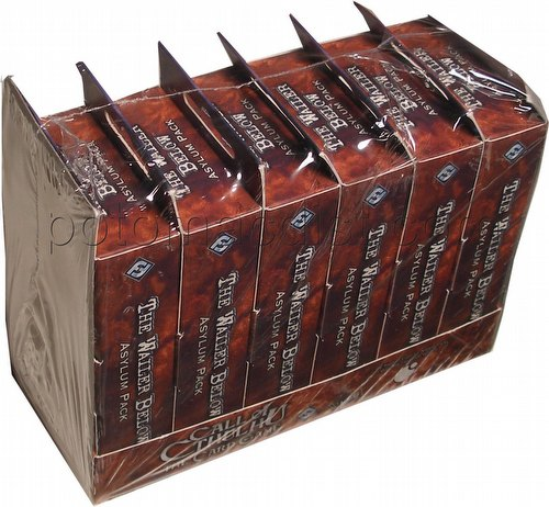 Call of Cthulhu LCG: Yuggoth Cycle - The Wailer Below Asylum Pack Box [6 packs]
