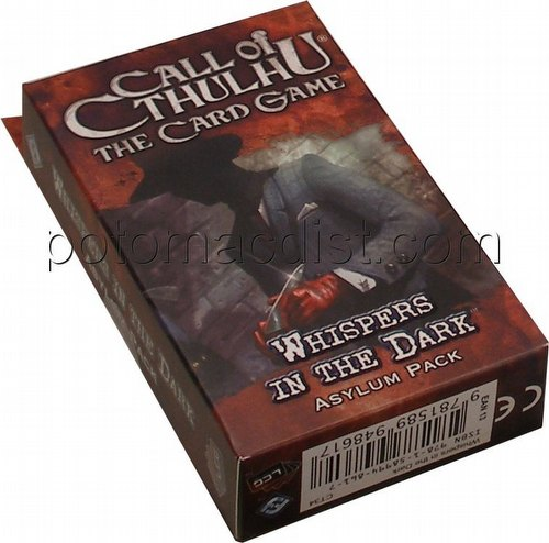 Call of Cthulhu LCG: Yuggoth Cycle - Whispers in the Dark Asylum Pack
