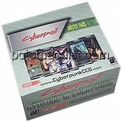 Cyberpunk CCG: 2013 Booster Box