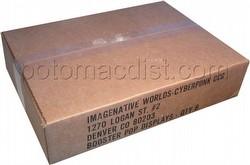 Cyberpunk CCG: 2013 Booster Box Case [6 boxes]