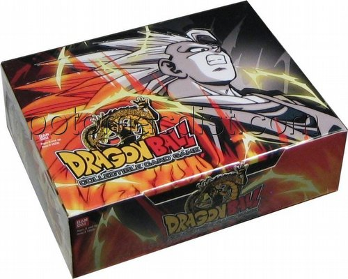Dragon Ball Collectible Card Game [CCG]: Destructive Fury Booster Box [1st Edition]