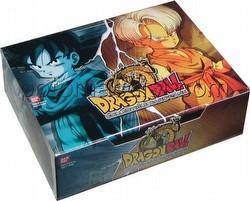 Dragon Ball Collectible Card Game [CCG]: Fusion Booster Box [1st Edition]