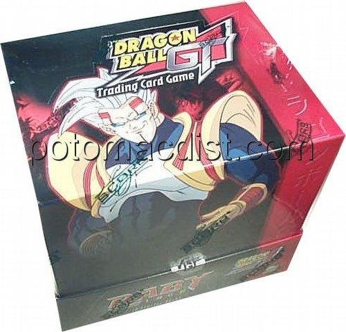 Dragonball GT TCG: Baby Saga Starter Deck Box [1st Edition]