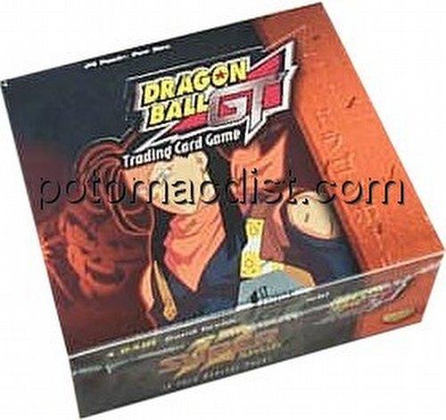 Dragonball GT TCG: Super 17 Saga Booster Box [1st Edition]