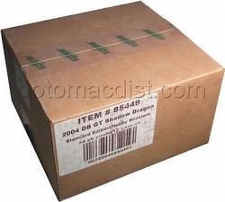 Dragonball GT TCG: Shadow Dragon Saga Booster Box Case [Unlimited/12 boxes]