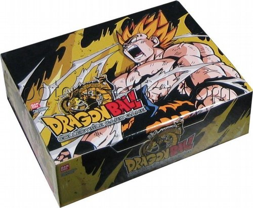 Dragon Ball Collectible Card Game [CCG]: The Warriors Return Booster Box [1st Edition]