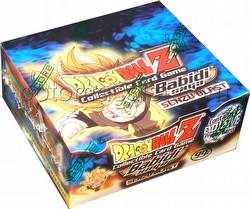 Dragonball Z Collectible Card Game [CCG]: Babidi Saga Senzu Blast Booster Box