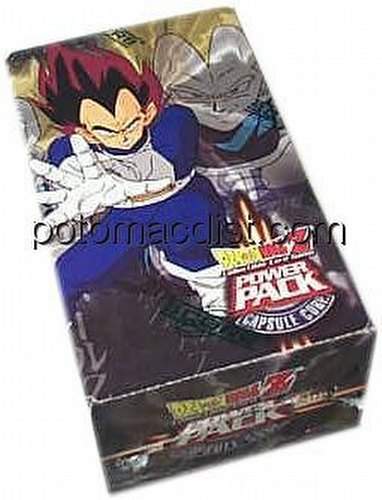 Dragonball Z Collectible Card Game [CCG]: Capsule Corp Power Pack Series 1