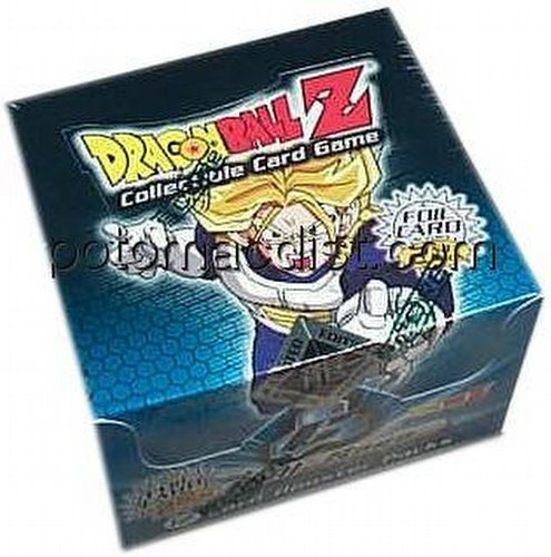 Dragonball Z Collectible Card Game [CCG]: Cell Saga Booster Box [Limited]