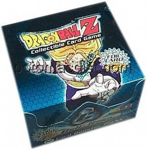 Dragonball Z Collectible Card Game [CCG]: Cell Saga Booster Box [Unlimited]