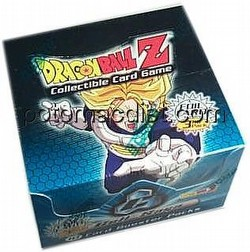 Dragonball Z Collectible Card Game [CCG]: Cell Saga Booster Box [Unlimited/Retail]