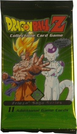 Dragonball Z Collectible Card Game [CCG]: Frieza Saga Booster Pack [Limited]
