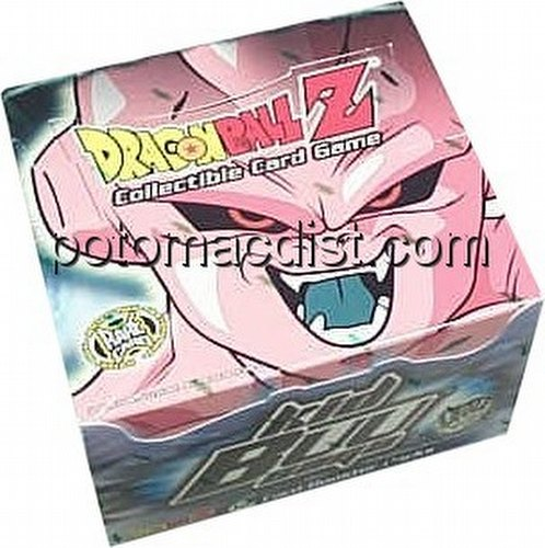 Dragonball Z Collectible Card Game [CCG]: Kid Buu Saga Booster Box [Unlimited]