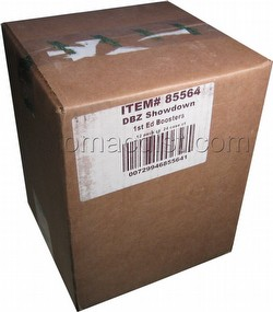Dragonball Z Trading Card Game [TCG]: Showdown Booster Case [24 boxes]