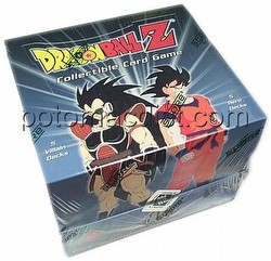Dragonball Z Collectible Card Game [CCG]: Saiyan Saga Starter Deck Box [Limited]
