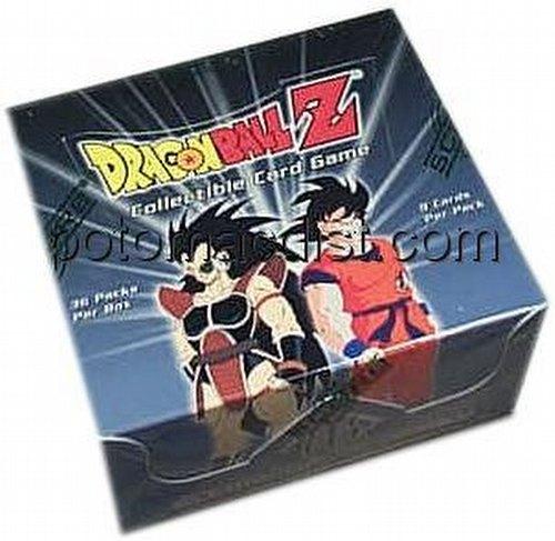 Dragonball Z Collectible Card Game [CCG]: Saiyan Saga Booster Box [Unlimited]
