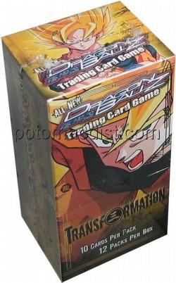 Dragonball Z Trading Card Game [TCG]: Transformation Booster Box