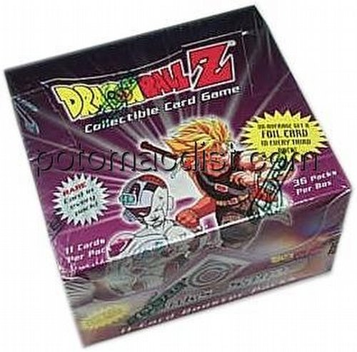 Dragonball Z Collectible Card Game [CCG]: Trunks Saga Booster Box [Unlimited]