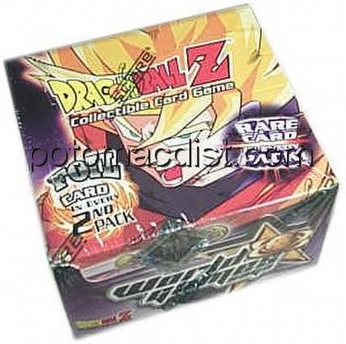 Dragonball Z Collectible Card Game [CCG]: World Games Saga Booster Box [Limited]