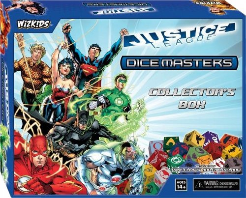 DC Dice Masters: Justice League Dice Building Game Collector