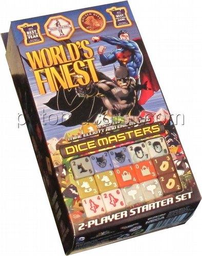 DC Dice Masters: World