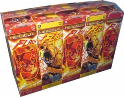 HeroClix: DC The Flash Booster Brick [10 boosters]
