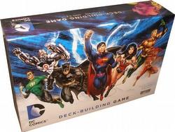 DC Comics Deck-Building Game Box